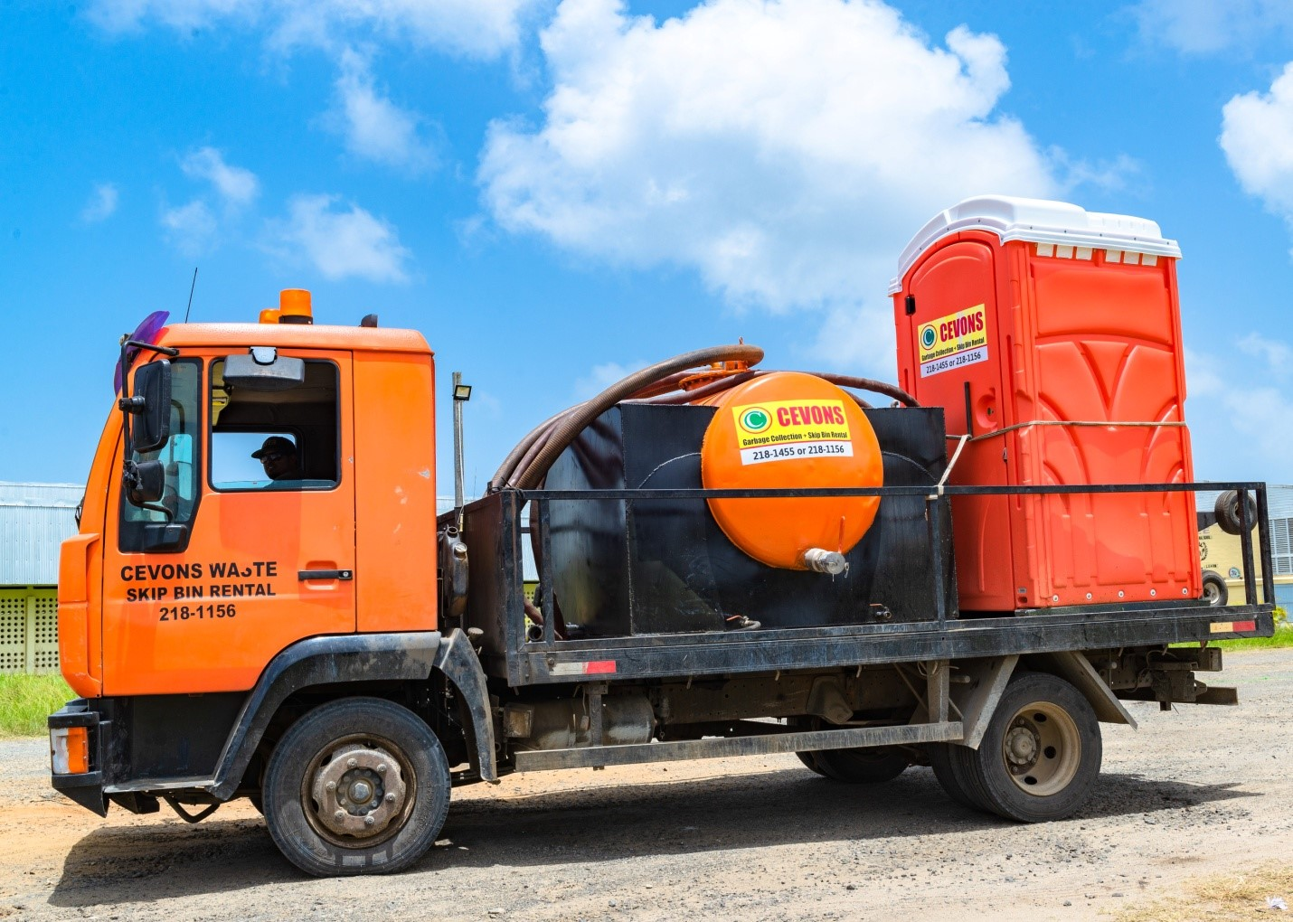 TOILET RENTAL – Cevons Waste Management